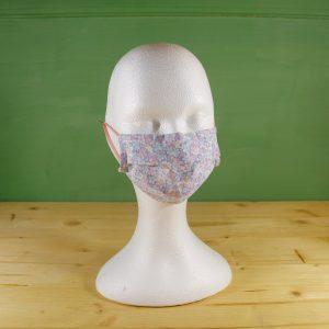 Masque barrière Violette – Taille ENFANT